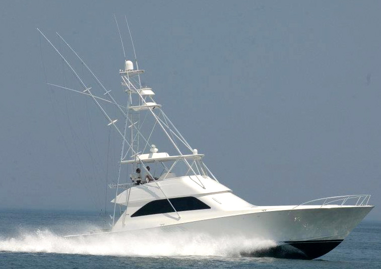 blood money running offshore fishing boat