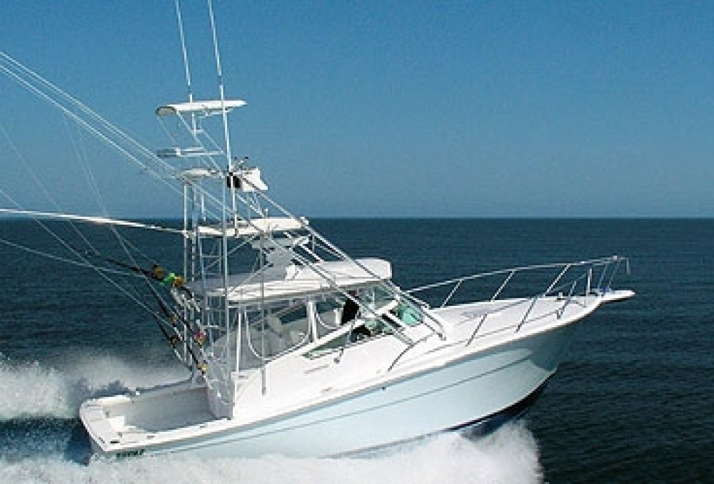my cin offshore fishing boat in md