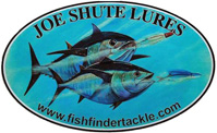 joe shute lures logo