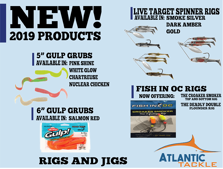 Atlantic Tackle | West Ocean City MD | Sunset Marina